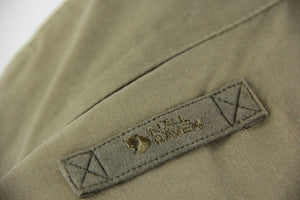 Fjallraven Forest G-1000 Khaki Green Jacket, XL