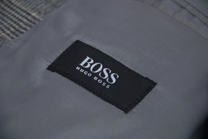 HUGO BOSS Blazer Jacket Of LORO PIANA Cashmere Wool US 44/EU 54 - secondfirst