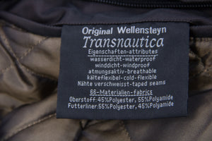 WELLENSTEYN Transnautica Weatherproof Transition Jacket, Size L - secondfirst
