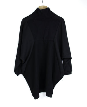 Henrik Vibskov Black Oversized Sweater Jumper SIZE XS/S - secondfirst