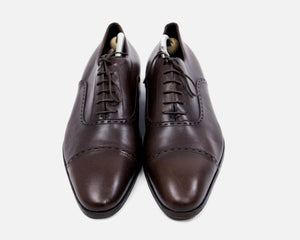HENDERSON Cap Toe Oxford Shoes SIZE 45, UK 11, USA 12 - secondfirst