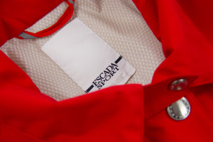 ESCADA Sport Gore-Tex Red Jacket, SIZE S - secondfirst