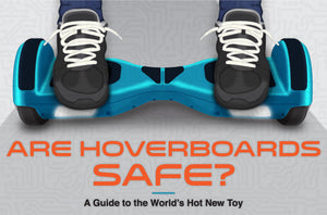 How to tell if your hoverboard is a fire hazard
