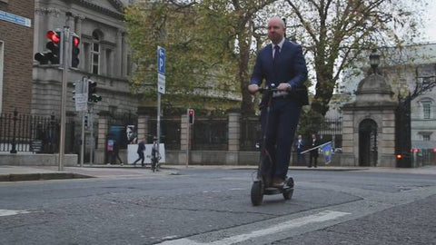 electric scooter law