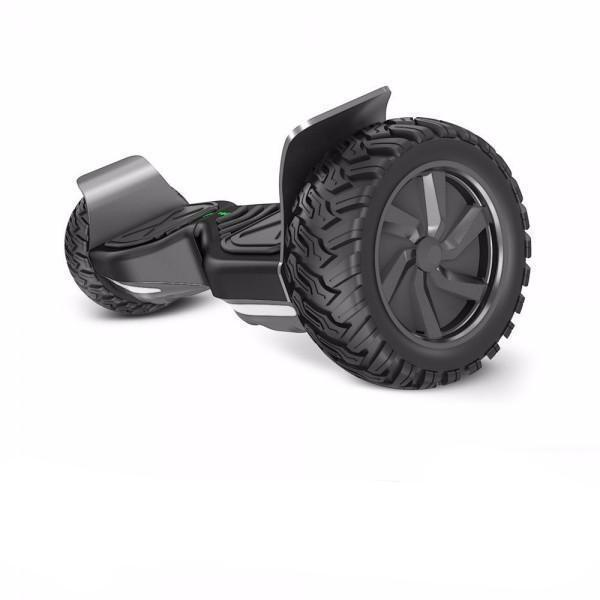 Black Off Road 8.5 Inch Hoverboard With Remote Control Bluetooth Speaker & App - Hoverboard Ireland For Sale