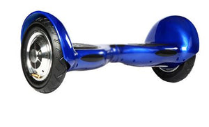 Blue 10 Inch Hoverboard With Bluetooth & Remote Control