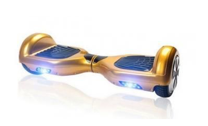 Gold 6.5 Inch Classic Hoverboard