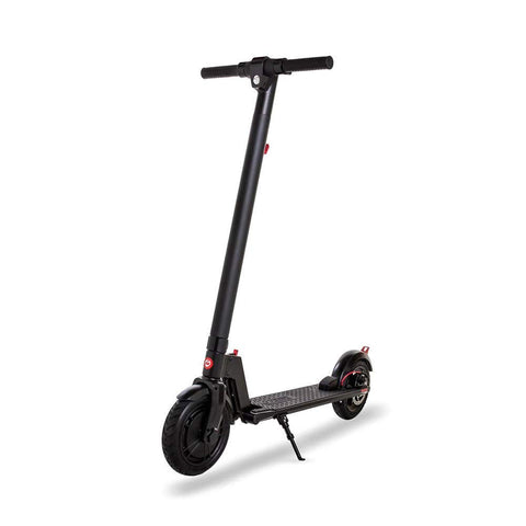 GOTRAX GXL 8.5 Inch Folding Electric Scooter - Black