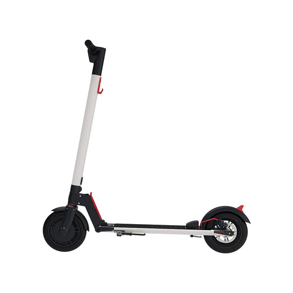 GOTRAX GXL 8.5 Inch Folding Electric Scooter - White