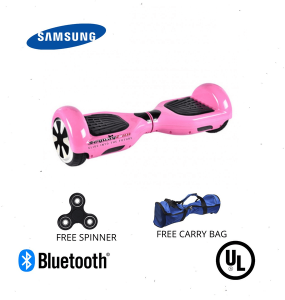 Pink Camo 6.5 Inch Classic Hoverboard - Hoverboard Ireland For Sale