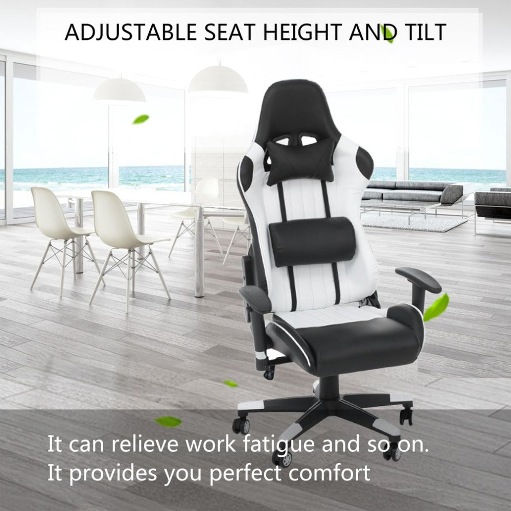 Incredible Ergonomic Confenrence Office Reclining Racing Chair Computer Chair Revolving Gaming Recliner Gaming Chair Boss Armchair Ncnpc Chair Design For Home Ncnpcorg
