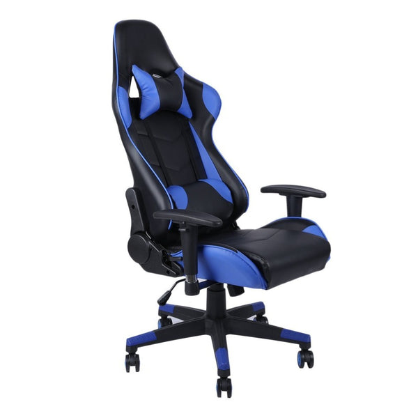 Ergonomic Racing Gaming Chair With Headrest and Lumbar Support