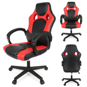 Ergonomic Reclining Swivel Gaming Chair