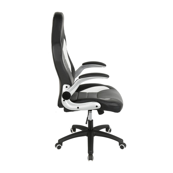 Ergonomic Racing Soft Leather Cyber Gaming Chair