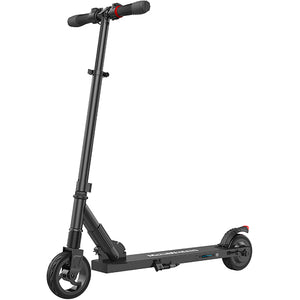 Megawheels S1 Black - Folding Electric Scooter For Teens (Age 10+)