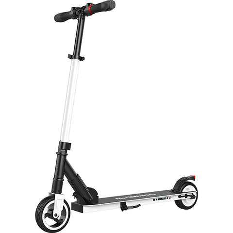 Megawheels S1 White - Folding Electric Scooter For Teens (Age 10+)