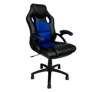 Swivel PU Leather Gaming Chair
