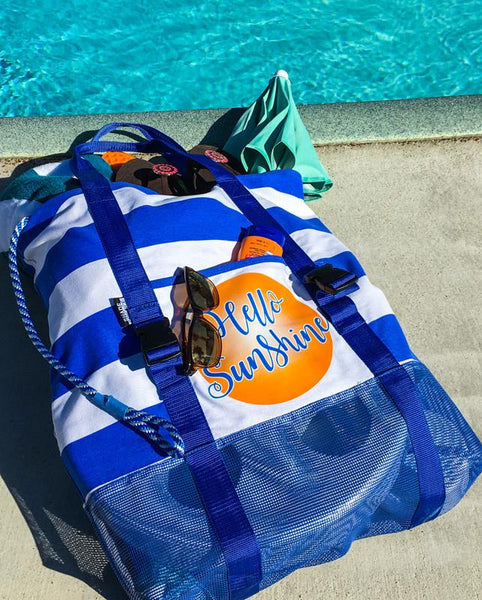 Pool Buoy On-The-Go Tote