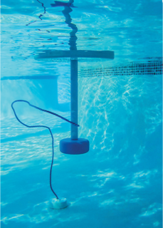 Pool Buoy Stay-Put Anchor