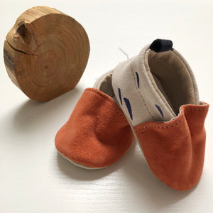 Chaussons Cuir Kyoto
