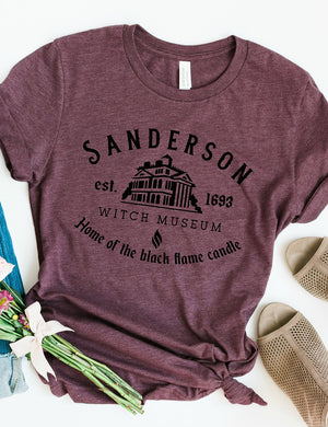 Hocus Pocus Witch Museum Disney Tee