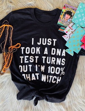 That Witch Tee In Navy