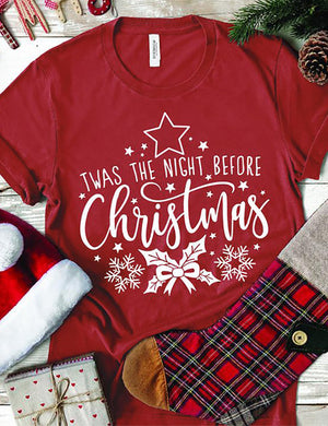 Twas The Night Before Christmas Tee