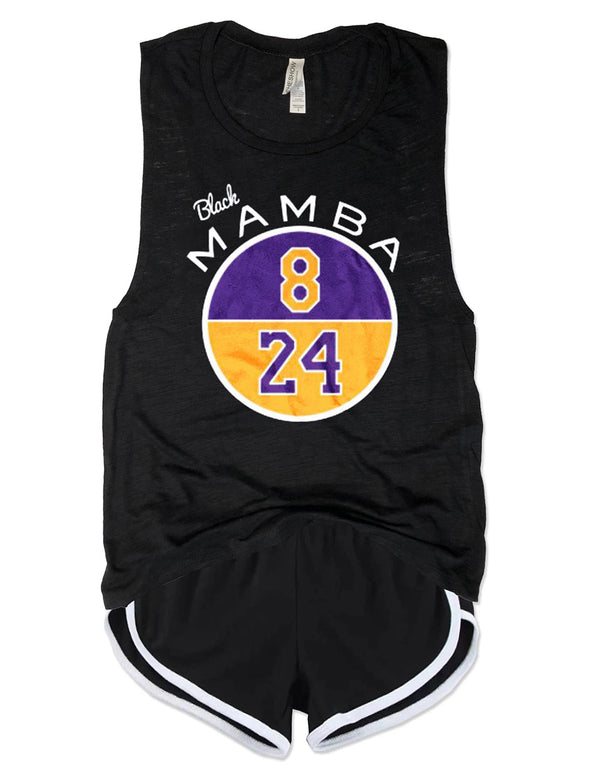 Black Mamba Tank Top