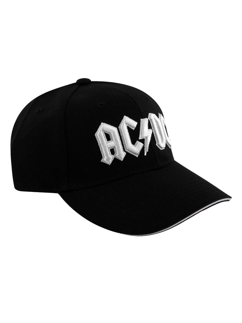 AC/DC Embroidered Baseball Cap