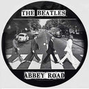 Turntable Slip Mat - The Beatles - Abbey Rd