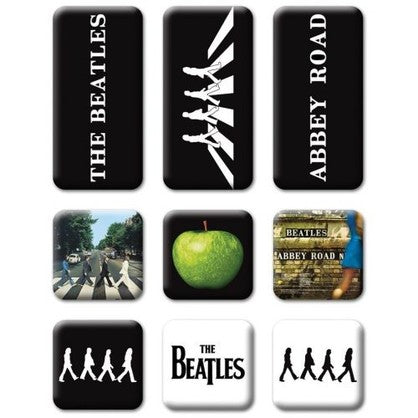Beatles Abbey Road Magnet Set