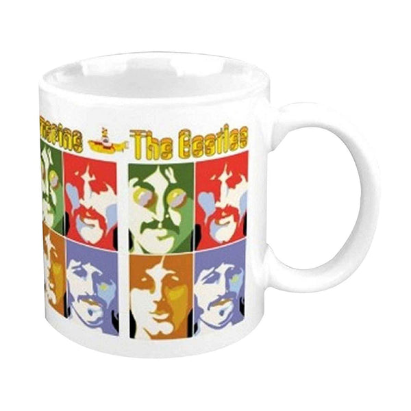 The Beatles Mug - Yellow Submarine Sea of Science