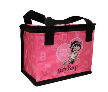 Betty Boop Attitude Lunch Cooler Bag