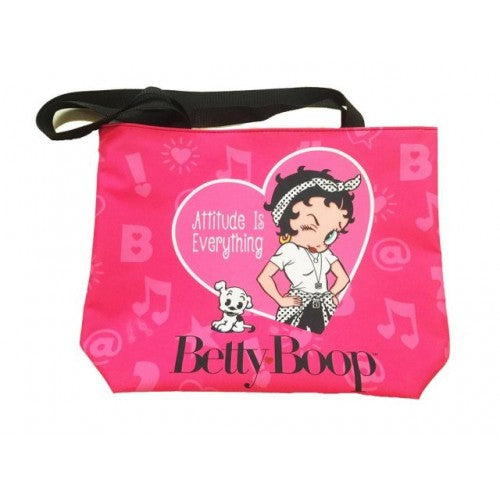 BETTY BOOP Tote Bag - Attitude is Everything