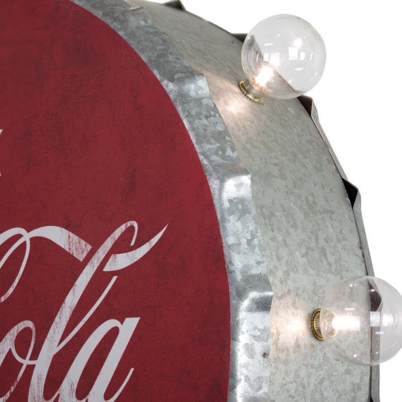 Coca Cola Round Marquee LED Sign