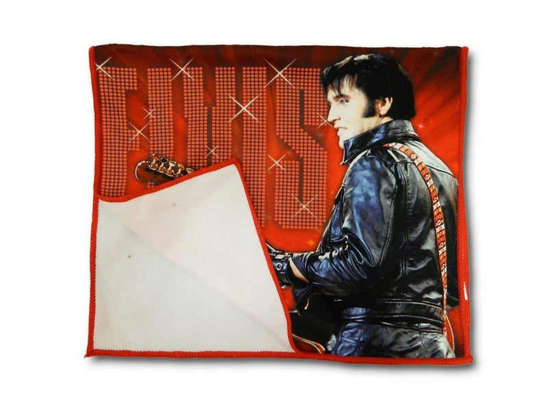 Elvis Tea Towel - 68 Name in Lights