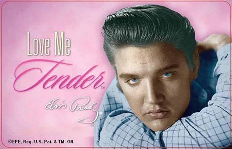 Elvis Playing Cards - Love Me Tender