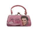 Elvis Miniature Purse - Pink Cadillac