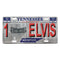 "Elvis Tin Sign ""1 ELVIS"""