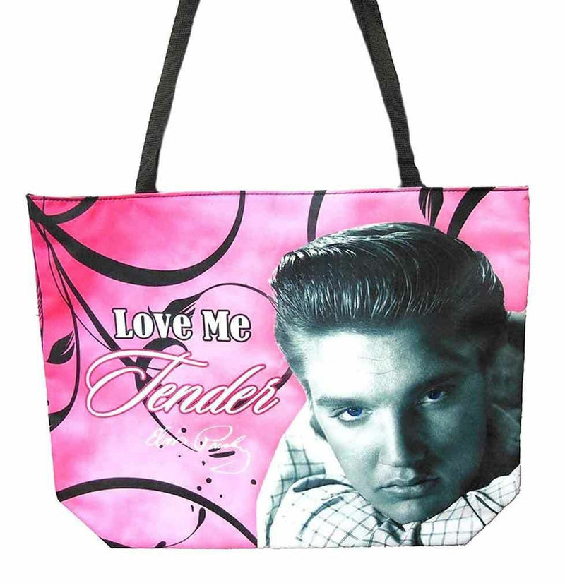 Elvis Tote Bag - Love Me Tender
