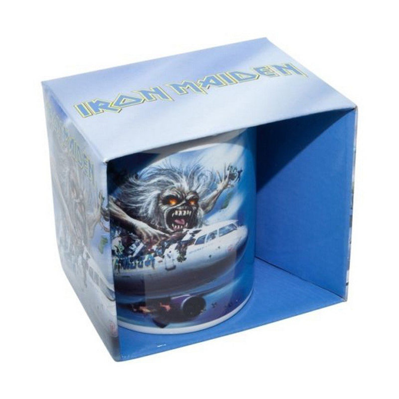 Iron Maiden Mug - Flight 666