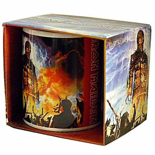 Iron Maiden Mug - Wicker Man