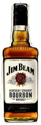 Jim Beam Bourbon Sign