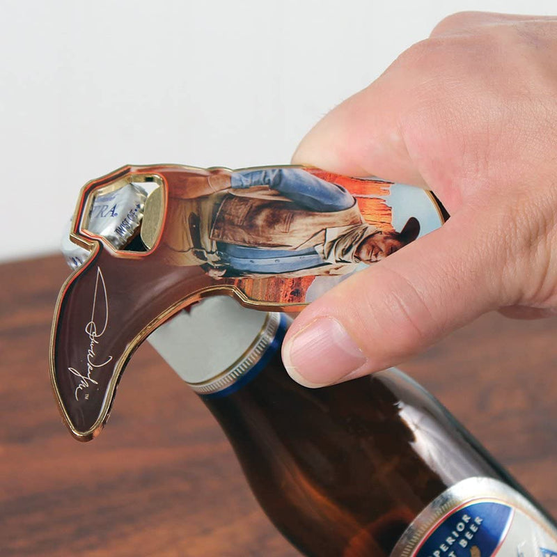 John Wayne Bottle Opener