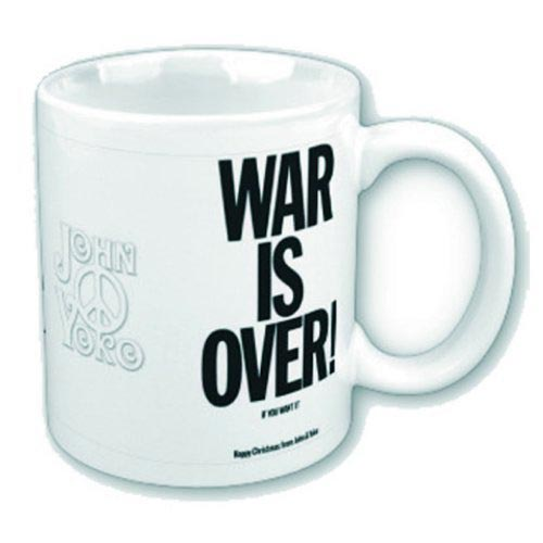 John Lennon Mug - War is Over