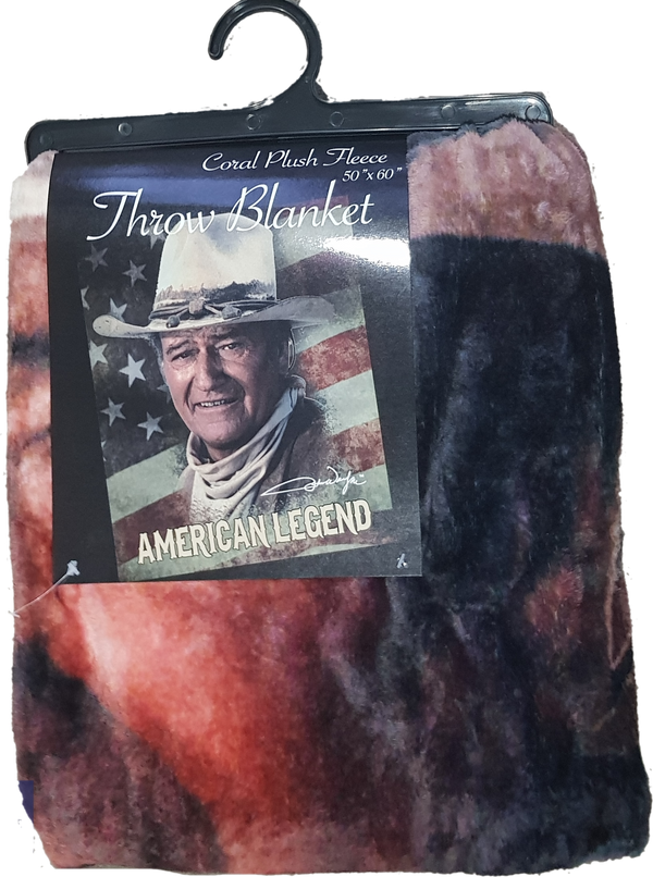 John Wayne Throw - American Legend