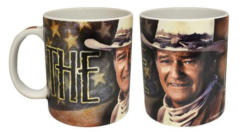 John Wayne Coffee Mug - American Legend