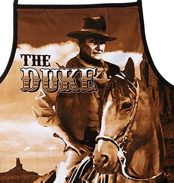 John Wayne BBQ Apron - The Duke