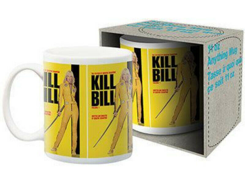 Kill Bill - One Sheet Coffee Mug