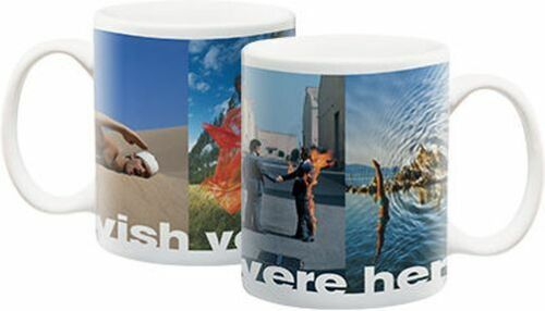 Pink Floyd Mug -  Wish You Where Here